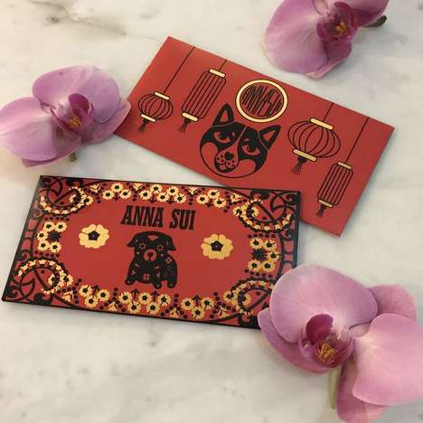 Fashionable New Year's Envelopes