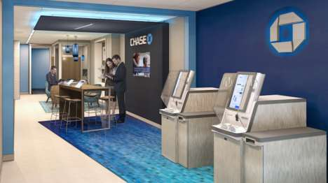 Express Personal Banking Branches - 'Everyday Express' is Chase's Initiative to Best Serve Customers