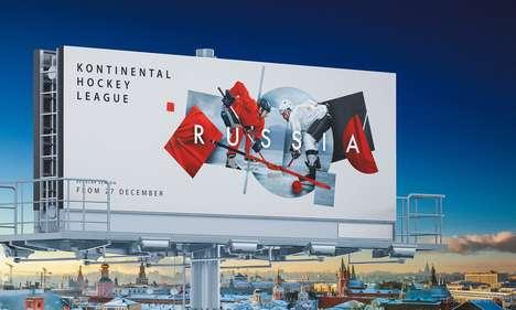 Suprematist-Inspired Rebranding Initiatives