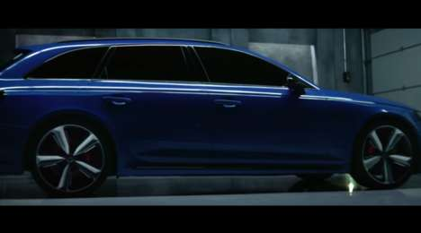 Sound-Focused Automotive Ads
