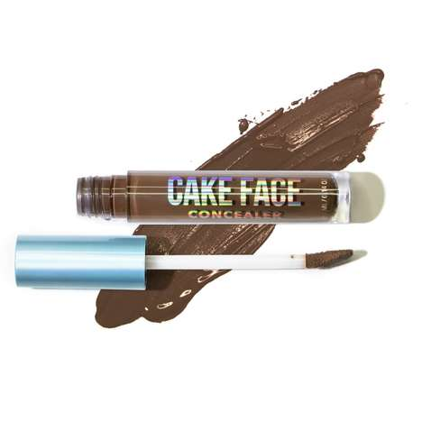 Cake-Inspired Concealer Shades - Beauty Bakerie Offers Dessert-Like Shades Like 'You Mocha Me Crazy'
