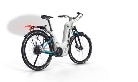 Hydrogen-Powered Bicycles - Pragma Industries' 'Alpha' Uses a Hydrogen Fuel Cell in Lieu of Li-Ion