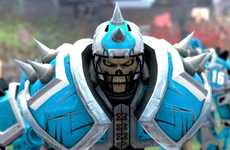 Revamped Cult Classic Video Games - Mutant Football League is Designed for Fans of the Series