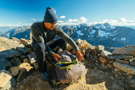 Minimalist Mountaineering Bags - The Mountainsmith Scream Series is Light and Tear-Resistant