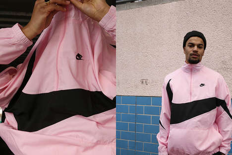 Retro Tracksuit Collaborations