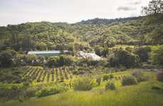 Cannabis-Transformed Wineries - Flow Kana's Newest Venture is a Winery-Style Experience for Cannabis