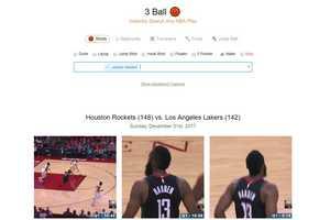 Searchable Basketball Databases