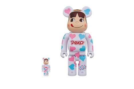 Candy Mascot Teddy Bears