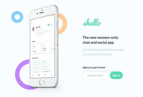 Women-Only Social Apps