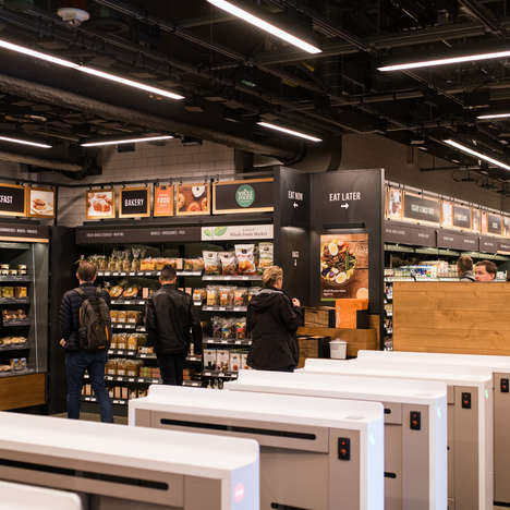Connected Convenience Stores - The Amazon Go Store is Open and Aims to Change the Way we Shop
