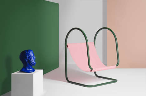 Summer-Themed Sculptural Seats