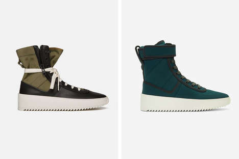 Chunky Unisex Sneaker Designs