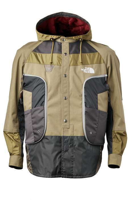 Ultra High-Tech Jacket Collaborations