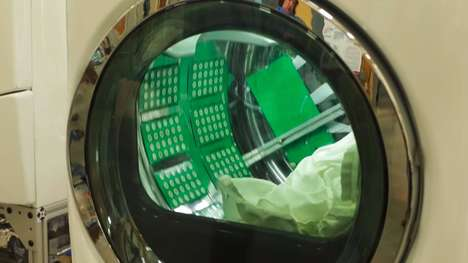 Ultrasonic Clothes Dryers - Oak Ridge National Laboratory is Working on a Heat-Free Dryer