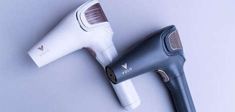 Sleek Cordless Hair Dryers