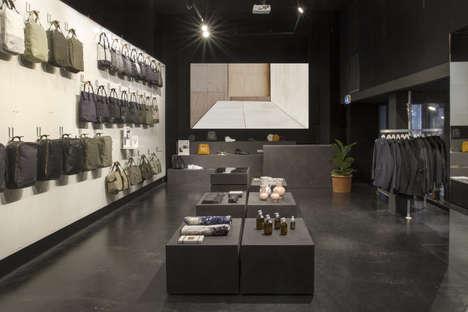 Art House Retail Spaces