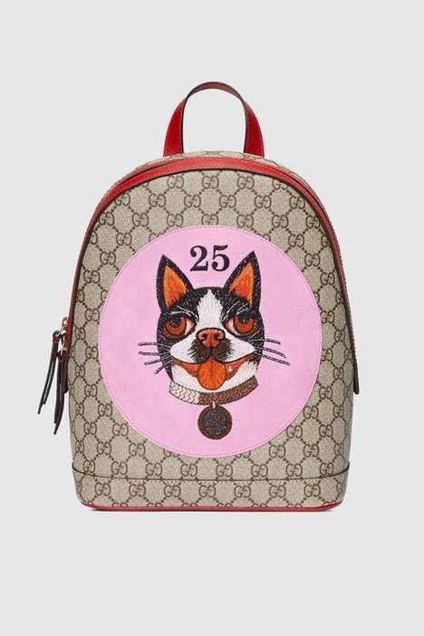 Dog-Themed Designer Accessories