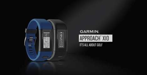 Golf Course-Analyzing Wearables