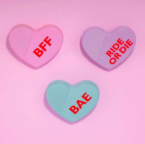 Emoji-Themed Valentine's Perfumes