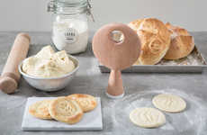 3D-Printed Bread Stampers