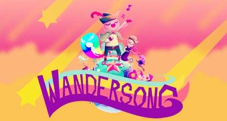 Song-Based Indie Games