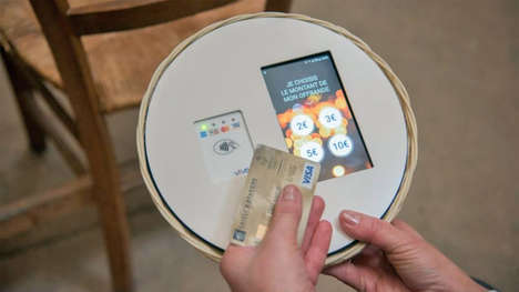 Contactless Church Donations
