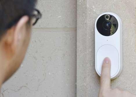 AI-Integrated Doorbells