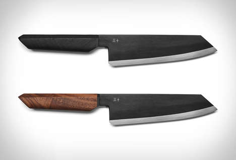 Carbon Steel Chef Knives