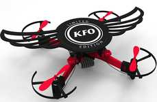 Branded Fast Food Drones