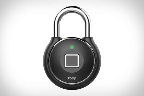 Biometric Fingerprint Locks
