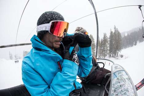 Hydration-Focused Snowboard Jackets