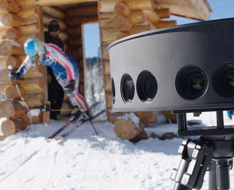 Trend maing image: VR-Streaming Olympic Events