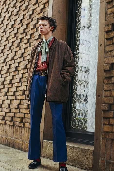 70s-Inspired Streetwear Collections