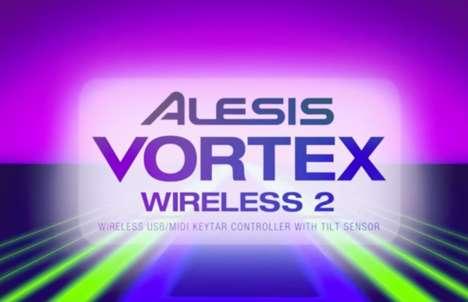Modernized Wireless Keytars