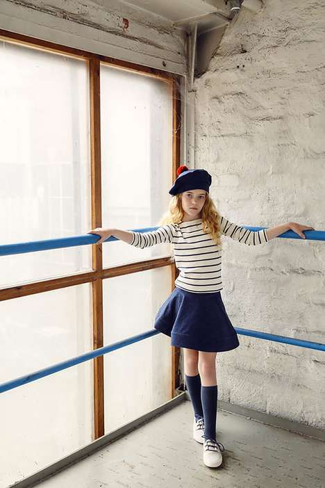 Remixed Nautical Children's Wear