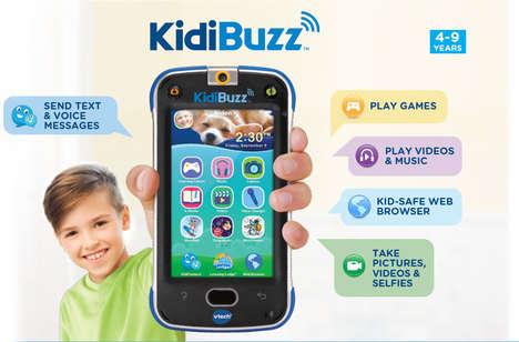 Break-Proof Kid Smartphones