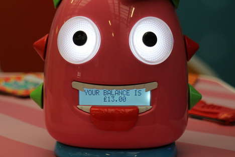 Parent-Controlled Money Boxes