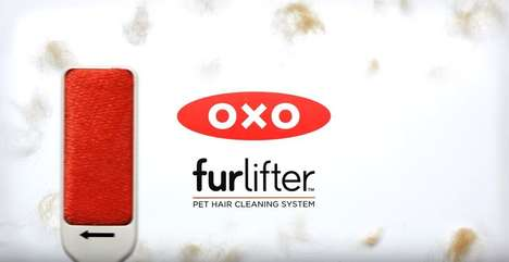 Convenient Lint Brushes - The OXO FurLifter is Great for Garments and Furniture