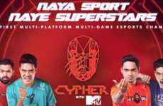 Indian E-Sports Tournaments - The U Cypher Championships Will Be the Largest Esports Event in India