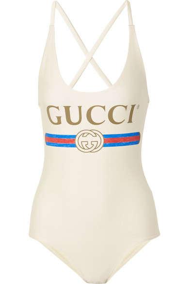 Couture-Inspired Swimwear