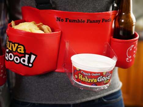 Snacking Fanny Packs