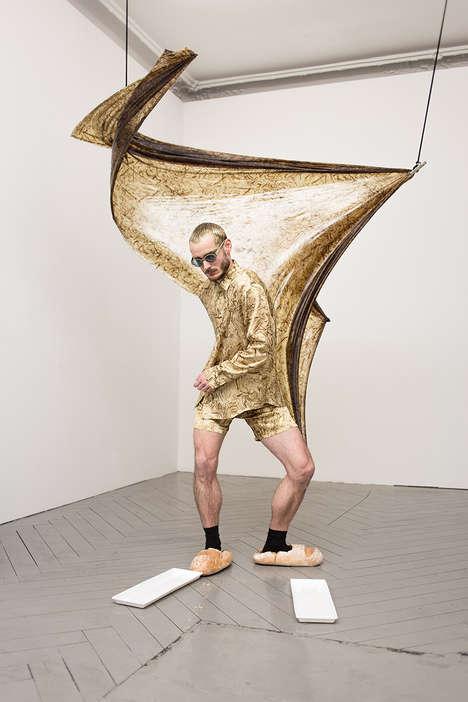Performative Swiss Fashion Shows