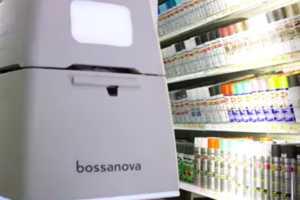 Shelf-Scanning Retail Robots