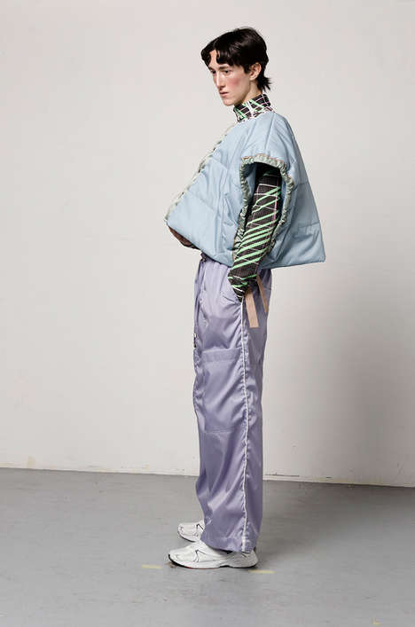 Boxy Pastel Fashion