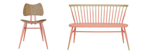 Millennial Pink Furniture