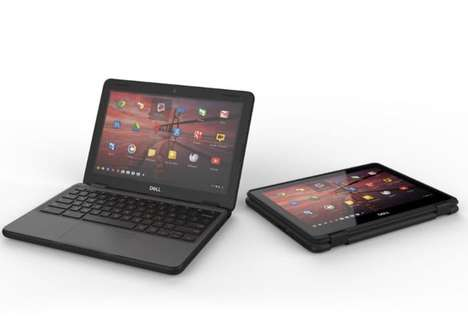 Rugged Convertible Laptops
