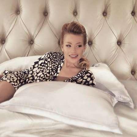 Luxurious Silk Bedtime Wear