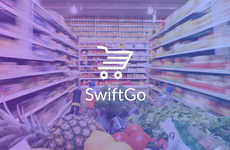 Next-Gen Shopping Systems - SwiftGo Enhances In-Store Shopping with Carts, Apps and Weighing Devices