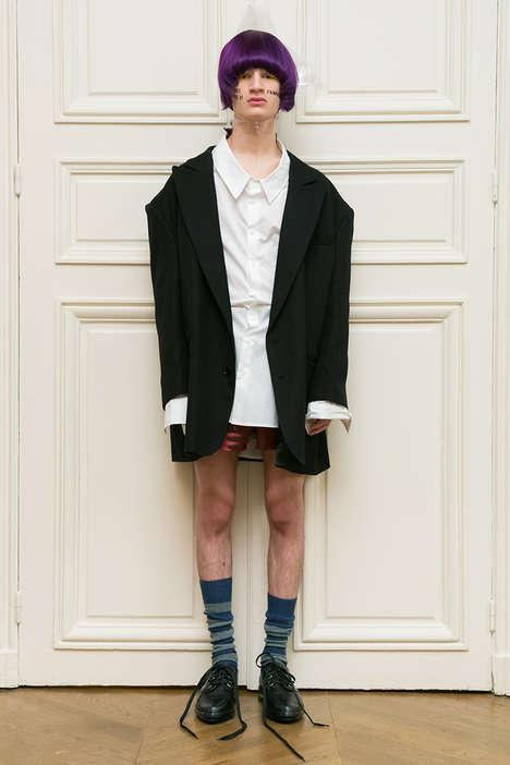 Gender-Nonconforming Victorian Fashion