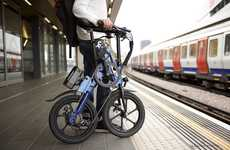 Quick-Fold Commuter Bikes
